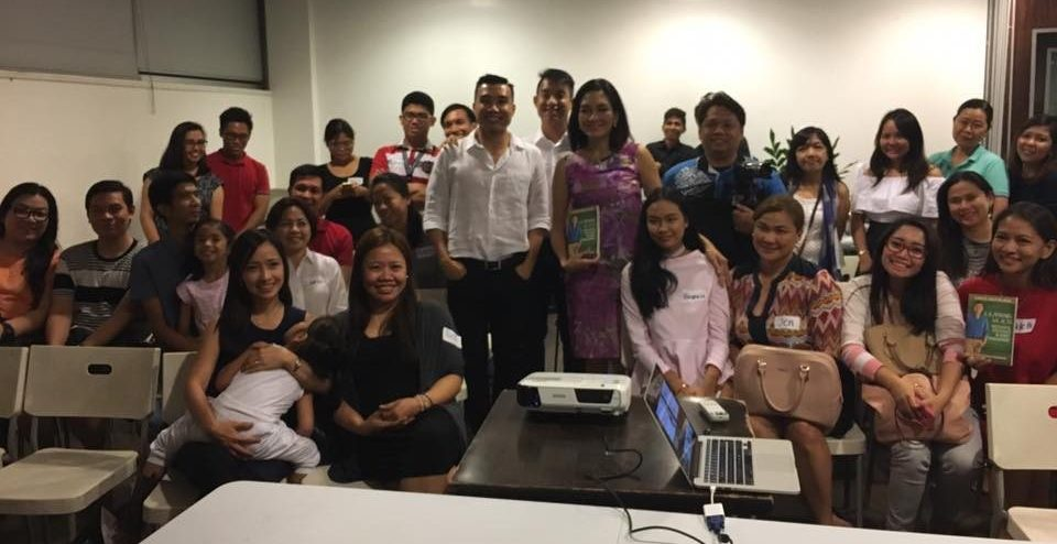(L)Earning Wealth Book Launch last July 30