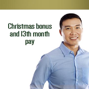 Paano gamitin nang PETMALU ang Christmas bonus at 13th month pay?
