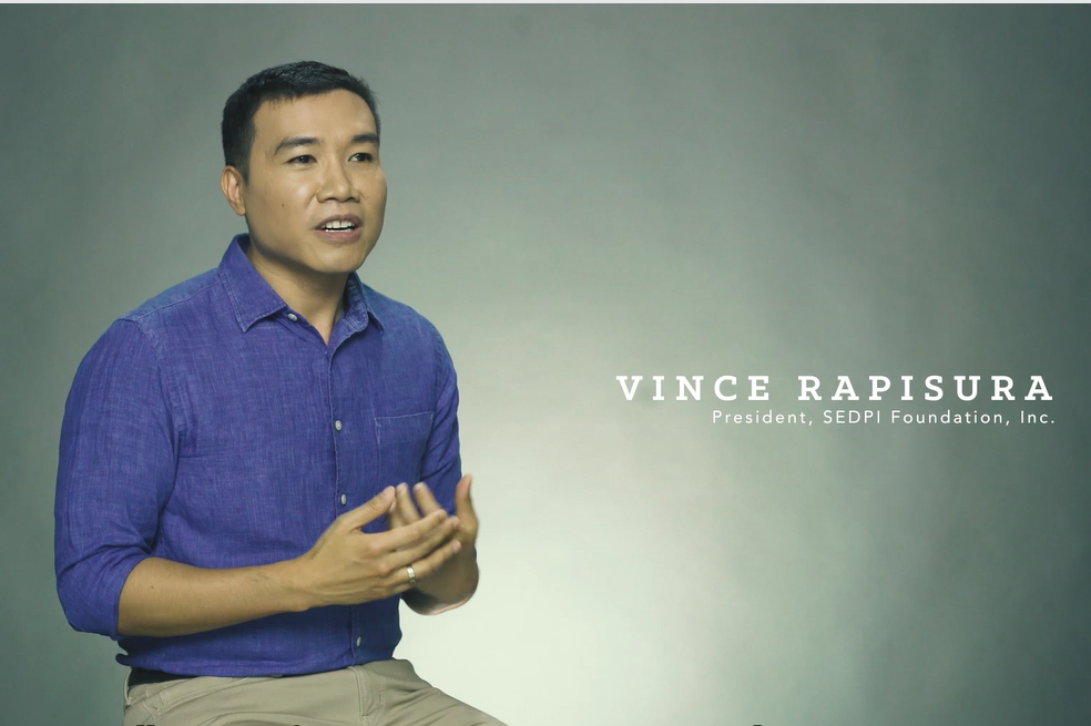 Feature About Sir Vince and SEDPI