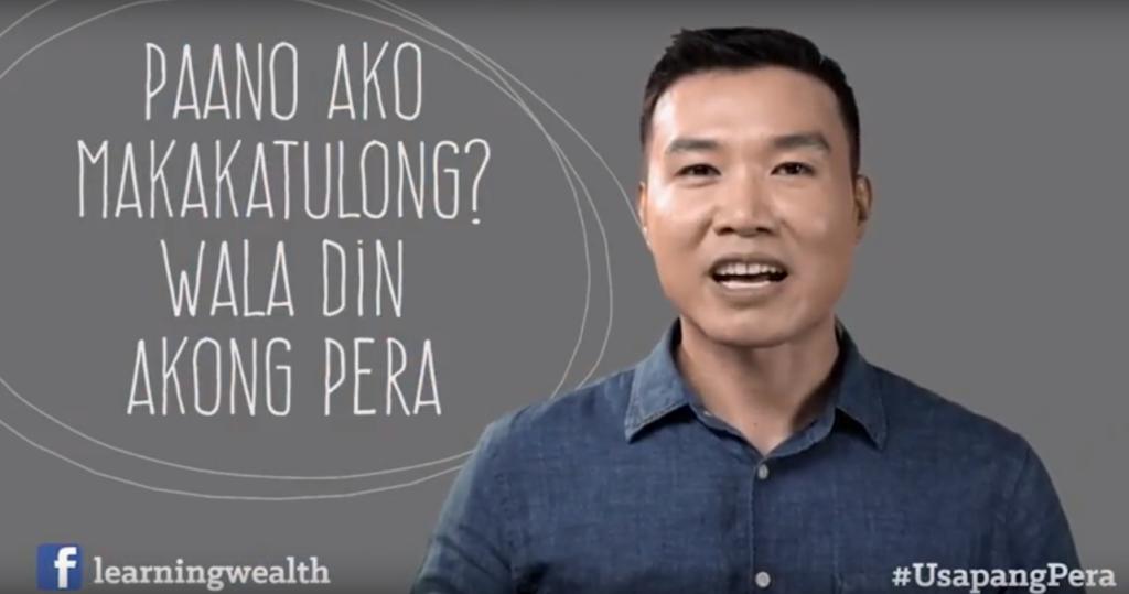 Paano Tumulong kung Walang Pera?