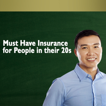 Must have insurance for people in their 20s