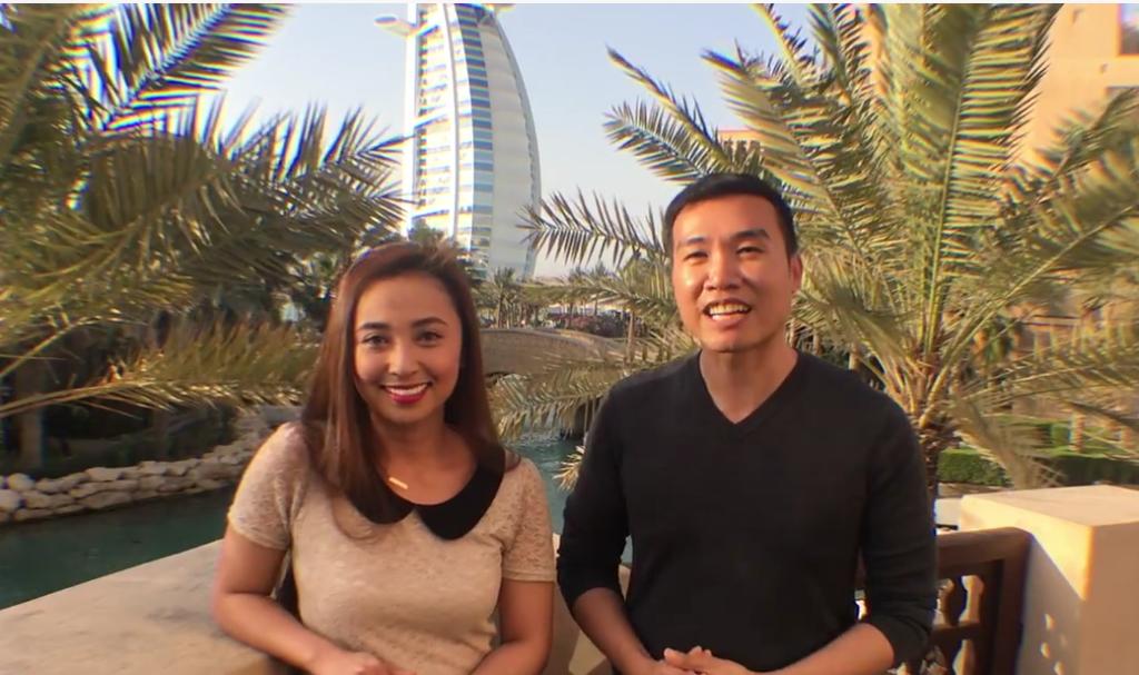 Beauty and Investment Tips ng Isang Filipina Flight Attendant sa Dubai