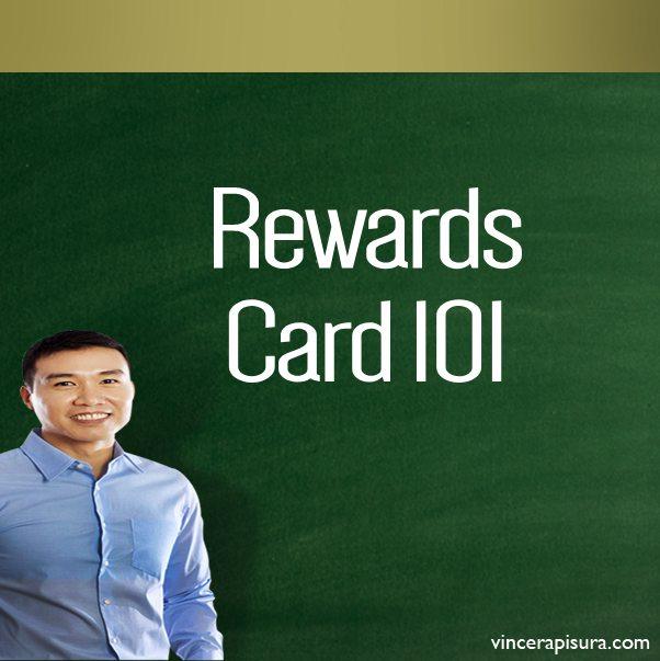 Rewards Card 101
